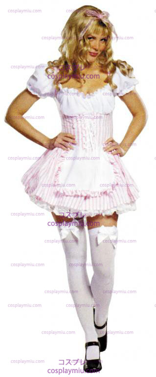 Candy Striper Adult Kostumer