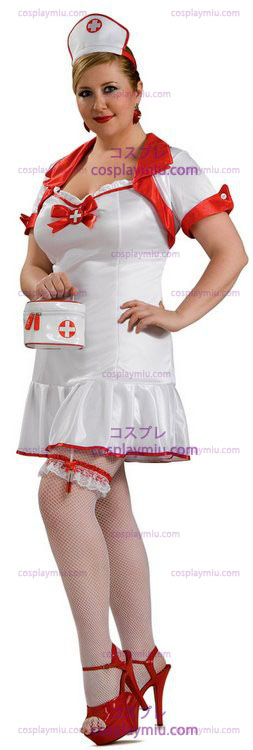 Secret Wishes Nurse Plus Size Kostumer