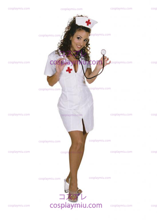 Hot Flash Nurse Adult Kostumer