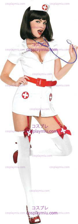 Naughty Nurse Sexy Adult Kostumer