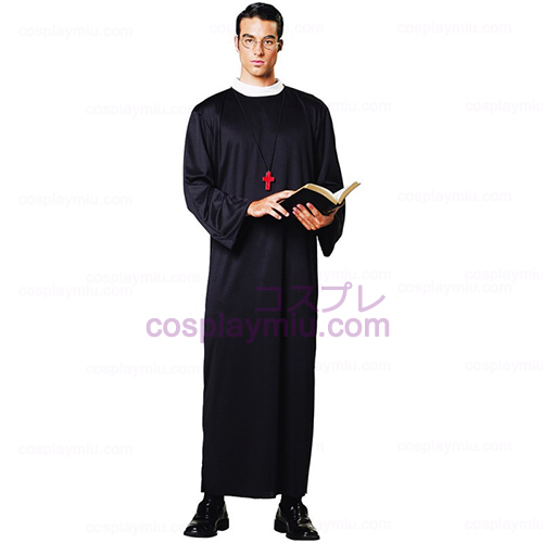 Priest Robe Adult Kostumer