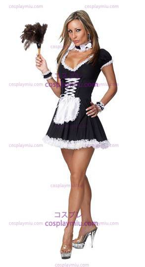 Sexy French Maid Adult Kostumer