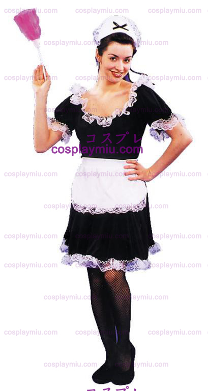 Upstairs Maid Adult Kvinderᄀᆵs Kostumer