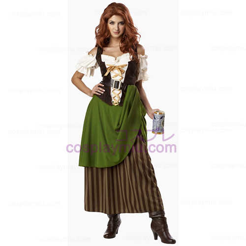 Tavern Maiden Adult Kostumer