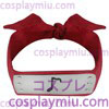 Naruto Ninja Sound Village HeadBand Red