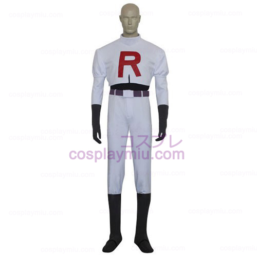 Pokemon Team Rocket James Herre Cosplay Kostumer