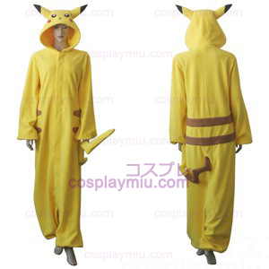 Pokemon Pikachu Cosplay Kostumer