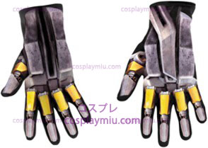 Bumblebee Barn Gloves