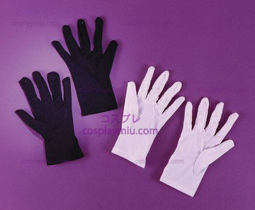 Theatrical Gloves, Barn, Hvid