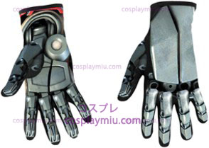Optimus Prime Barn Gloves
