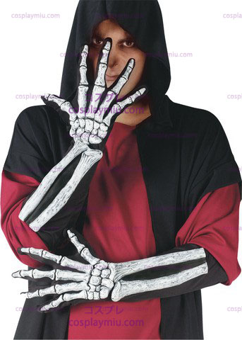 Skeleton Glove og Wrist Bone