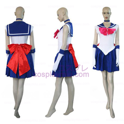 Sailor Moon Sailor Saturn Hotaru Tomoe Halloween Cosplay Kostumer