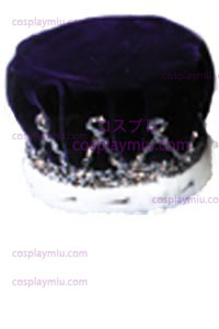 Sequin Crown With Turban