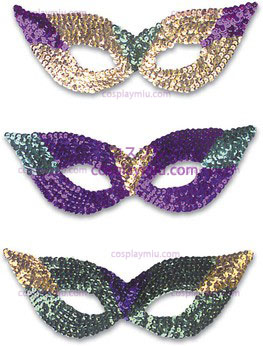 Cat Eye Maskes Seq Asst Color
