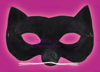 Cat Eye Maske Velvet