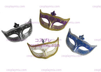 Carnival Maske No Feather Sort