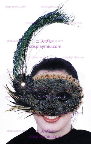 Maske, Feather 20'S Style