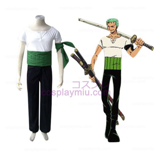 One Piece Roronoa Zoro Cosplay Kostumer