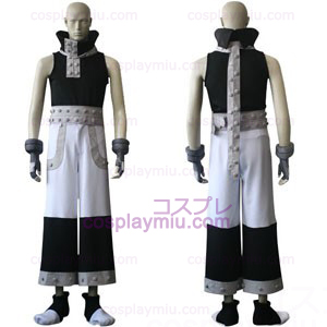 Soul Eater Sort Star Cosplay Kostumer For Herre