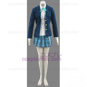 The First K-ON! Takara High School Girl Ensartet Cosplay Kostumer
