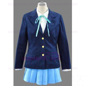 The Second K-ON! Takara High School Girl Ensartet Cosplay Kostumer