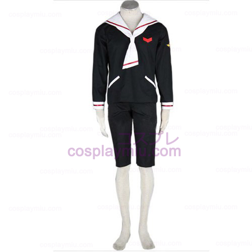 CardCaptor Sakura Boys Winter Cosplay Kostumer