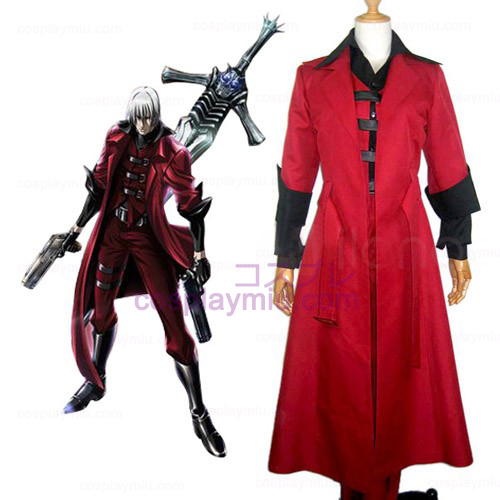 Devil May Cry Dante Cosplay Kostumer