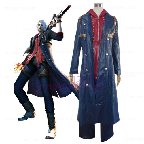 Devil May Cry 4 Nero Cosplay Kostumer
