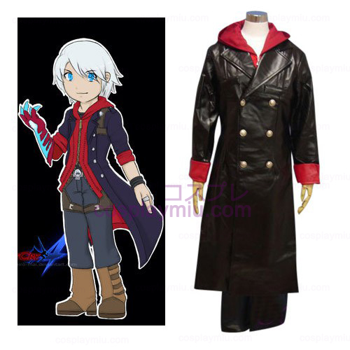 Devil May Cry Nero Cosplay Kostumer