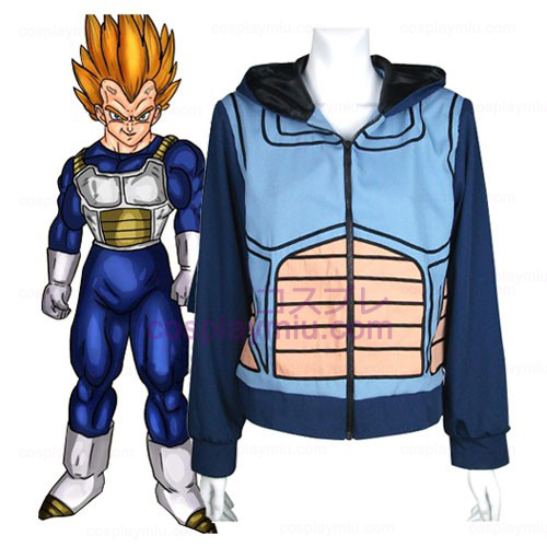Dragon Ball Z Vegeta Cosplay Kostumer