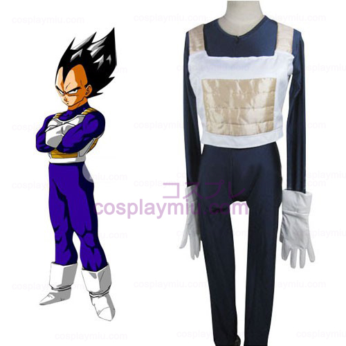 Dragon Ball Vegeta Battle Kjoler Cosplay Kostumer