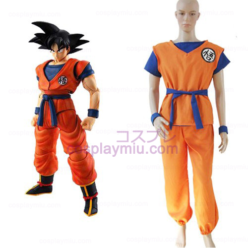 Dragon Ball Cotton Kostumer