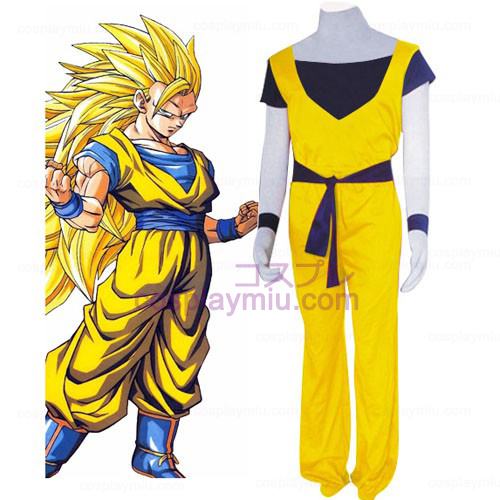 Dragon Ball Cotton Cosplay Kostumer