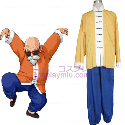 Dragon Ball Cosplay Kostumer