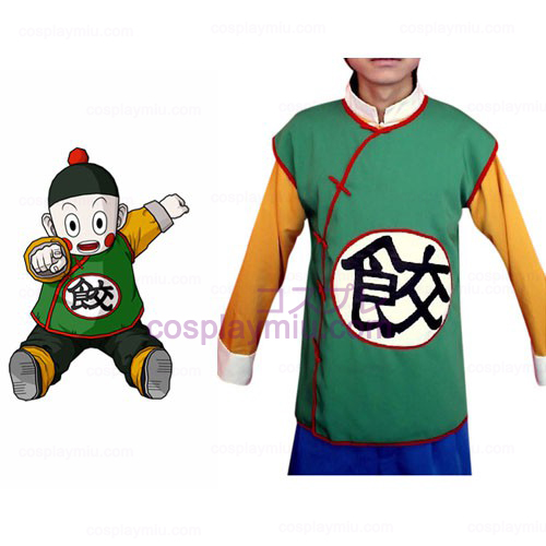 Dragon Ball Chiao-tzu Cosplay Kostumer