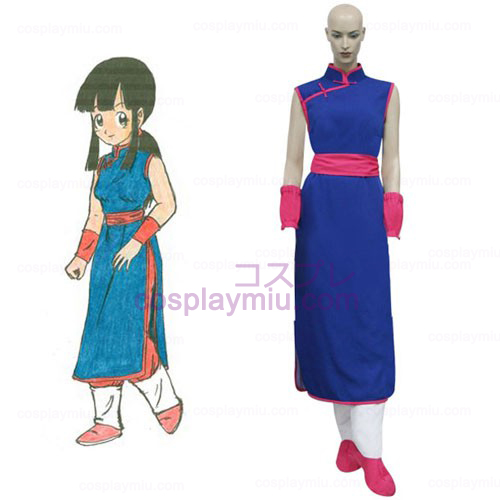 Dragon Ball Chi Chi Cosplay Kostumer