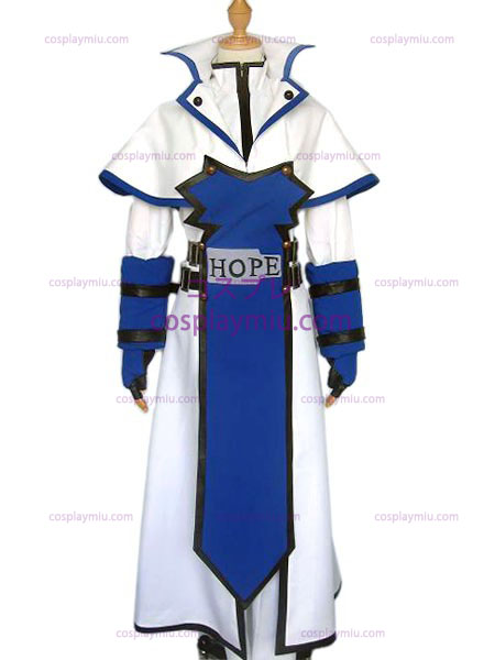 Guilty Gear Kai Kiske cosplay Kostumer