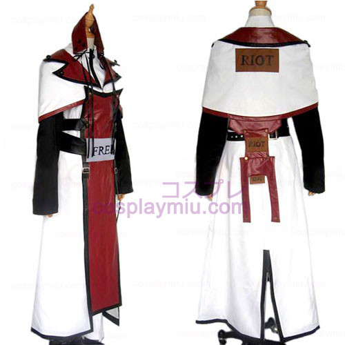 Guilty Gear XX Order Sol Badguy Cosplay Kostumer