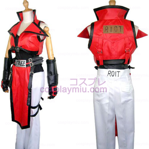 Guilty Gear Sol Badguy Cosplay Kostumer