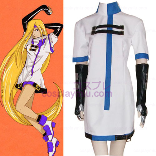 Guilty Gear Millia Rage Cosplay Kostumer