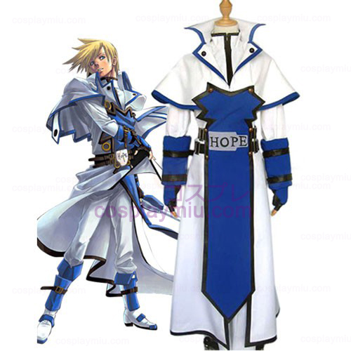 Guilty Gear Ky Kiske Cosplay Kostumer
