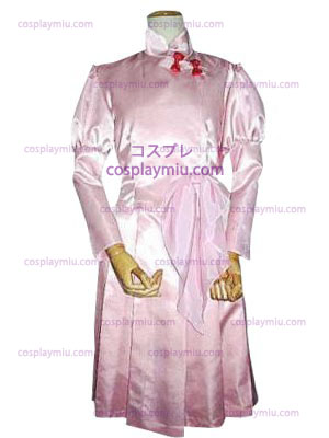 Mobile Suit Gundam SEED Flay Allster Cosplay Kostumer