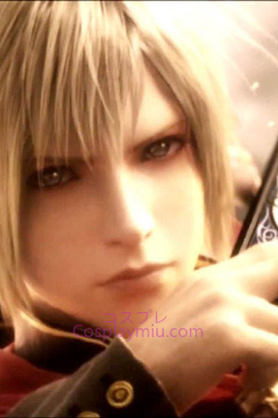 Final Fantasy Agito XIII Ace Cosplay Paryk